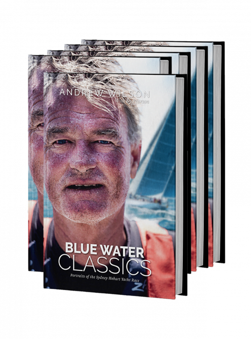 Blue Water Classics Portraits of the Sydney Hobart Yacht Race - Standard Edition Cover box of 5 books