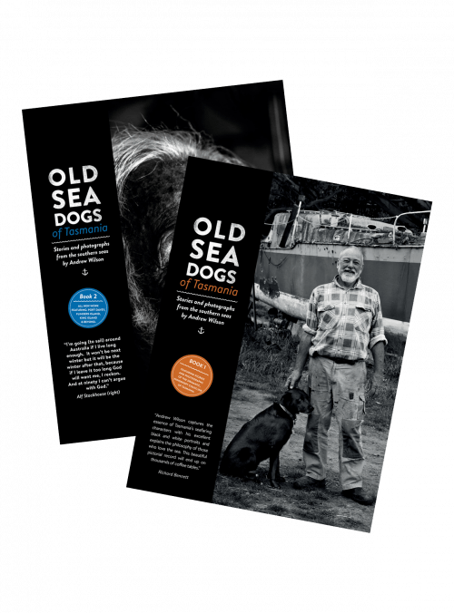 Old Sea Dogs of Tasmania Books 1 and 2