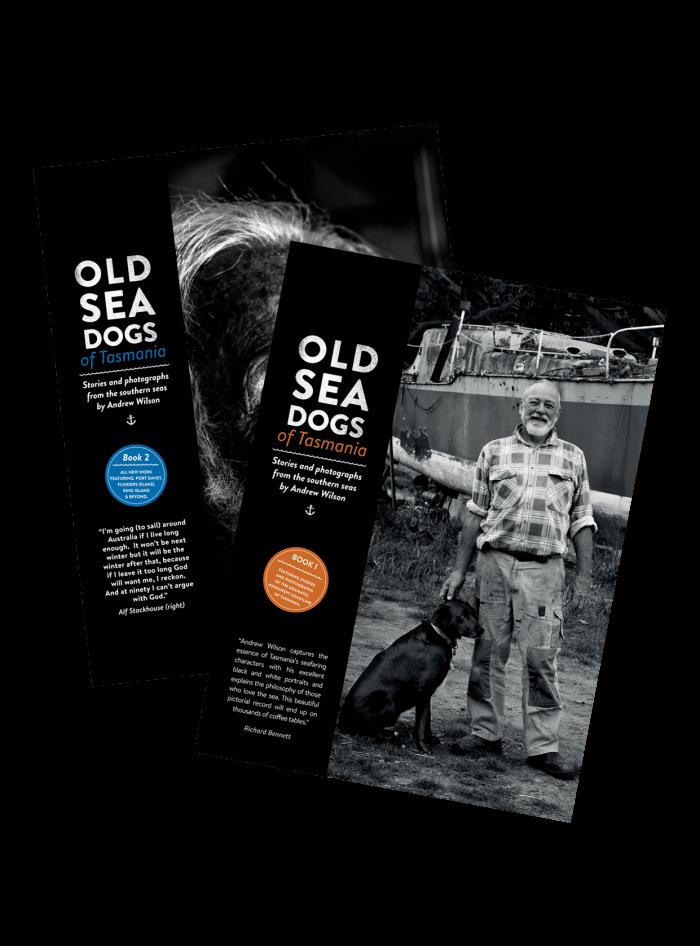 Old Sea Dogs of Tasmania Books 1 and 2